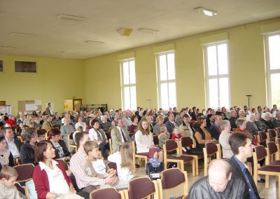 Poze conferinta Lachen 2005 038